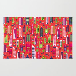 City of Colors Rug
