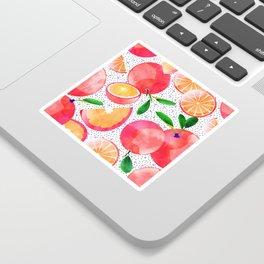 Citrus Love #digitalart #citrus Sticker