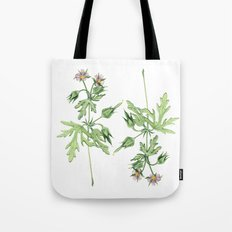 Flowers For Dad Tote Bag