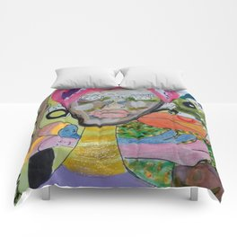 A pleasant fragance Comforters
