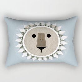 The Lion, the Witch and the Wardrobe Rectangular Pillow