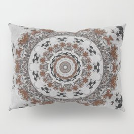 Stone Ridge Kaleidoscope Pillow Sham
