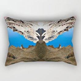 Volcano Rectangular Pillow