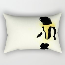 Shadowcat Rectangular Pillow