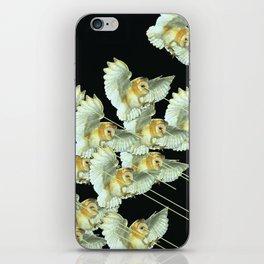 Killer Owls iPhone Skin