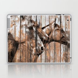 Run With the Horses Laptop & iPad Skin