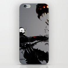 Skullz Slicer iPhone & iPod Skin