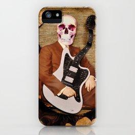 Guitar Reaper iPhone Case