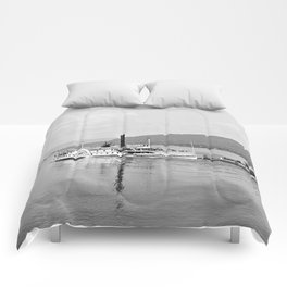 The Horicon I Steamboat 1904 Comforters