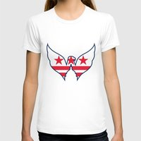 dc T-shirts featuring DC Captials by Cultivate Bohemia