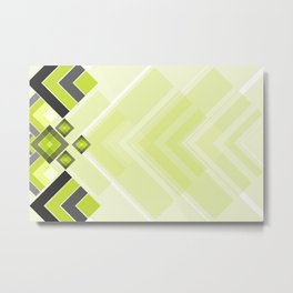 Modern abstract background Metal Print