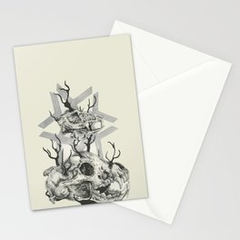 Last breath Stationery Cards