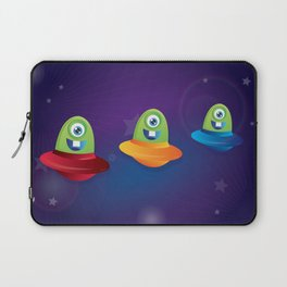 Baby Aliens Laptop Sleeve