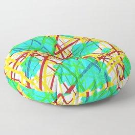 Neuronic Floor Pillow