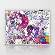 Line Flower Laptop & iPad Skin