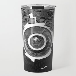 Metal Sun Travel Mug