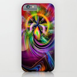 Abstract Perfection 60 iPhone Case