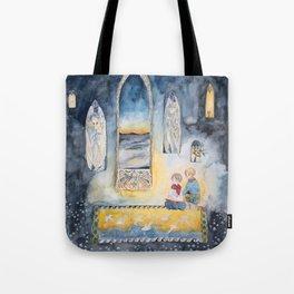 Night Watchers Tote Bag