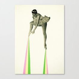 Ballet Moves Canvas Print
