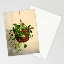 Succulent dragon Stationery Cards