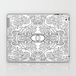 Other Worlds: Eye of the Beholder Laptop & iPad Skin