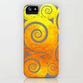 """ Kiwi Lifestyle"" - Golden Kuro iPhone Case"