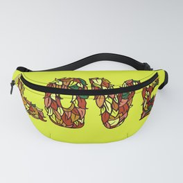 Floral Love (Fall Version) Fanny Pack