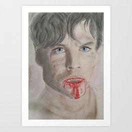Betrayal Art Print