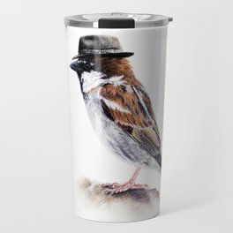 Mr. Sparrow Travel Mug