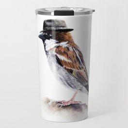 Mr. Sparrow Travel Mug