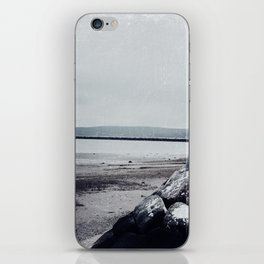 Winter Shore iPhone Skin