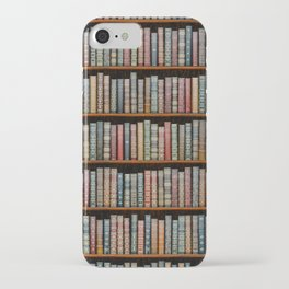 The Library iPhone Case