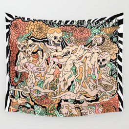 m a r i g o l d Wall Tapestry