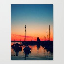 Howth Canvas Print