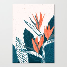 Flowers -a8 Canvas Print