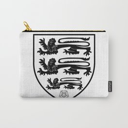 British Three Lions Crest Carry-All Pouch