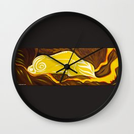 Incubation Wall Clock