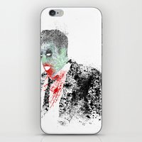 kieren walker iPhone & iPod Skins featuring Walker by Evan