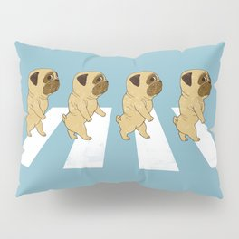 Puggy Road Pillow Sham