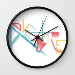 Mik H. DDL Project 3 Wall Clock