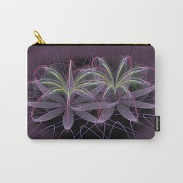Dazzle Lilies Carry-All Pouch