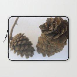 Italian Stone Pine Pinecones Laptop Sleeve