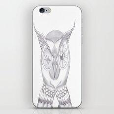 Mr. Wink The Owl iPhone & iPod Skin