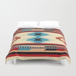 American Native Pattern No. 37 Duvet Cover