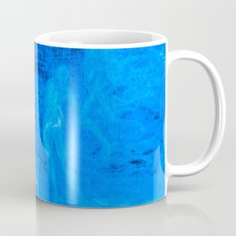 In liquid Indigo Coffee Mug