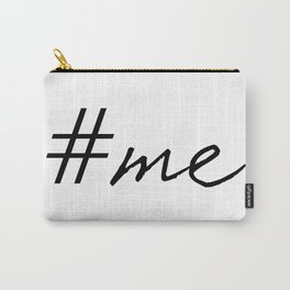 Hashtag Me Carry-All Pouch