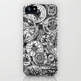 Deus Ex Machina iPhone Case