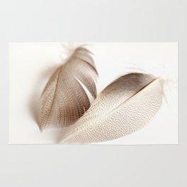 Mallard Feathers 3 Rug
