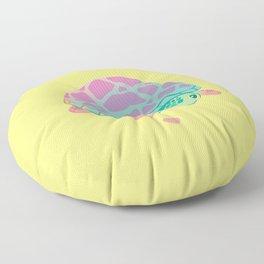 Baby Turtle Floor Pillow