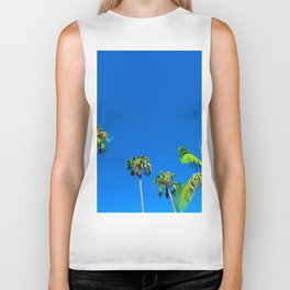 Palm Spread Biker Tank